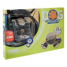 Käfig für Hunde und Katzen Dog Residence MOBILE 76 x 53 x 61 cm