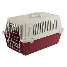 Transportbox für Hunde oder Katzen Ferplast ATLAS 30 mit Kissen