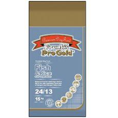 Frank´s Pro Gold Fisch und Reis 24/13 mit Gemüse - 15kg