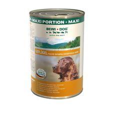 BEWI DOG, Geflügel - 1200 g Dose