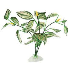 Seidige Aquariumpflanze, Plastik, 20cm