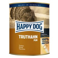 Happy Dog Pur - Truthahn 800g