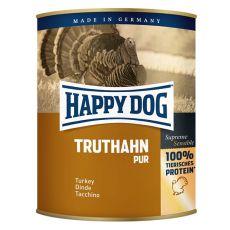 Happy Dog Pur - Truthahn 800g