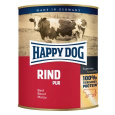 Happy Dog Pur - Rind 800g