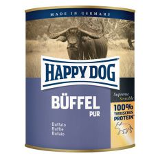 Happy Dog Pur - Büffel 800g