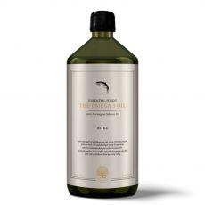 ESSENTIALFOODS Omega 3 Oil - 100 % Lachsöl, 1 l