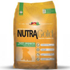 NUTRA GOLD HOLISTIC Puppy Microbite 3kg