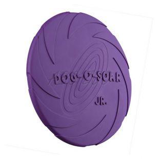 Frisbee für Hunde aus Gummi - 22 cm