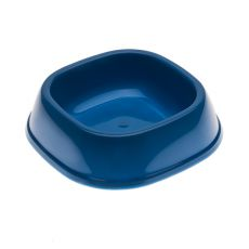 Napf für Hunde SNACK 1 - Kunststoff, blau, 250 ml