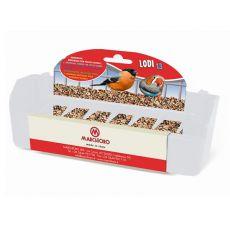 Futterbehälter für Vögel Lodi 13 - 20 x 5 x 6,5 cm