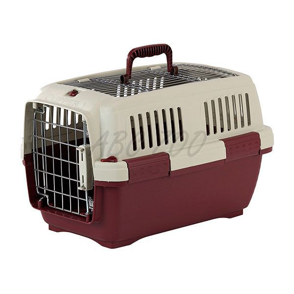 transportbox f r hunde und katzen bis 15 kg clipper 2 aran abc zoo. Black Bedroom Furniture Sets. Home Design Ideas