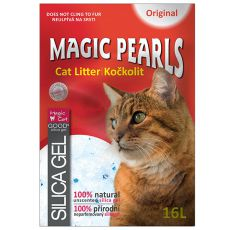 Katzenstreu Magic Litter 16l