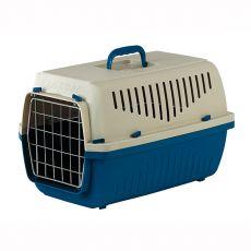 Transportbox SKIPPER 3 F bis 18 kg - blau, 62 x 41 x 38 cm