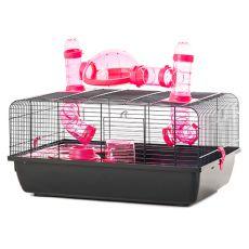 Käfig für Hamster JERRY III Astro + Terrasse