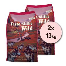 TASTE OF THE WILD Southwest Canyon 2 x 13kg