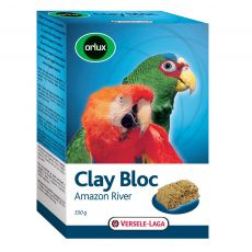 Lehmstein Orlux Clay Bloc Amazon River 550g