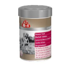 Bierhefe Tabletten für Hunde 8 in 1 VITALITY - 260 Tab.