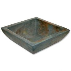 Brunnen Laguna Water Bowl - quadratisch, 57x20 cm
