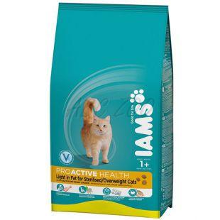 IAMS Cat Light rich in Chicken - 2,55 kg